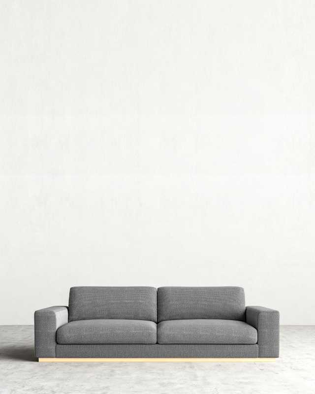 Modern Furniture Couch mid century modern sofas & sectionals | rove concepts furniture
