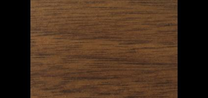 Walnut-Stained Teak
